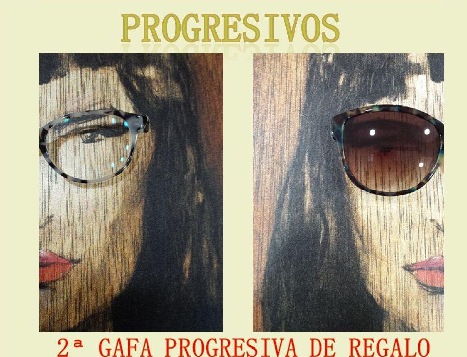 OFERTA: 2ª GAFAS DE ALTA GAMA DE REGALO