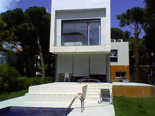 Arquitectura 433 -obra económica realizada Sitges
