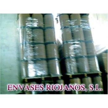 Carretes de cartón: CATÁLOGO de Envases Riojanos