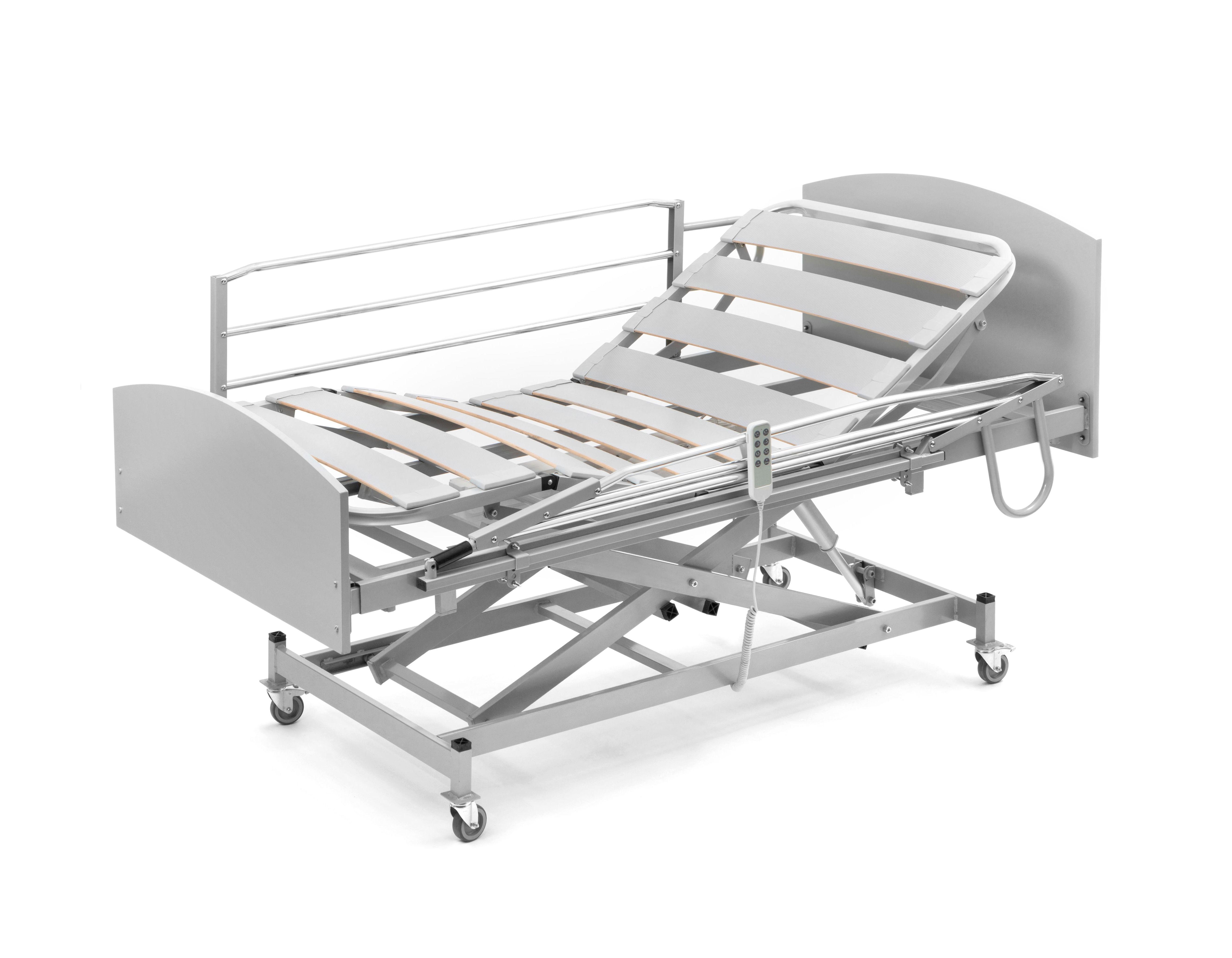 Cama ortopérica con somier A 400 / Quality Descans
