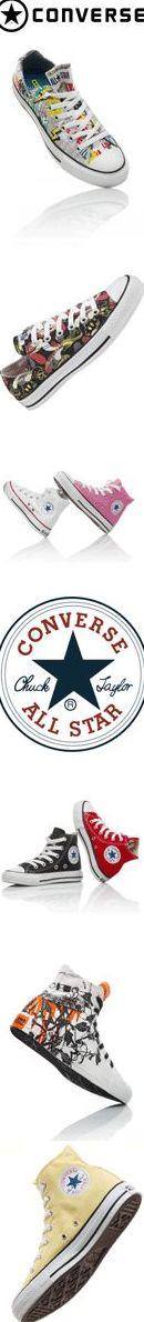 Primeras marcas en Calzado deportivo. Converse