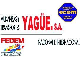 Foto 7 de Mudanzas y guardamuebles en Madrid | Mudanzas Yagüe              914047413