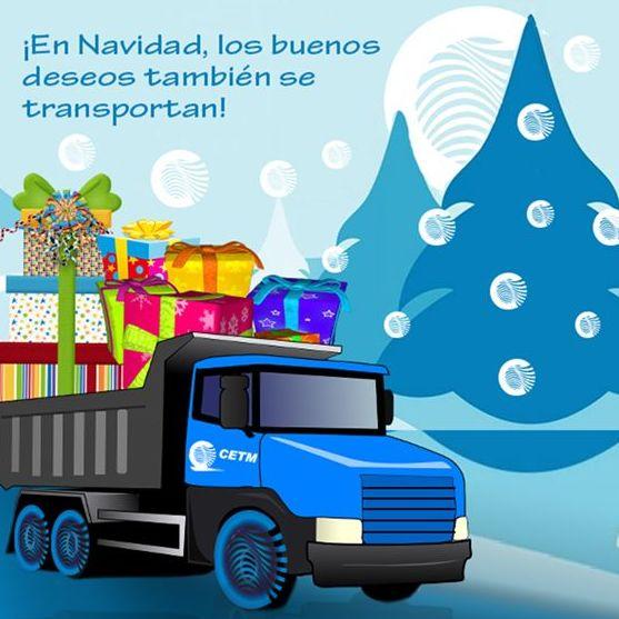 felicitación navidad CETM