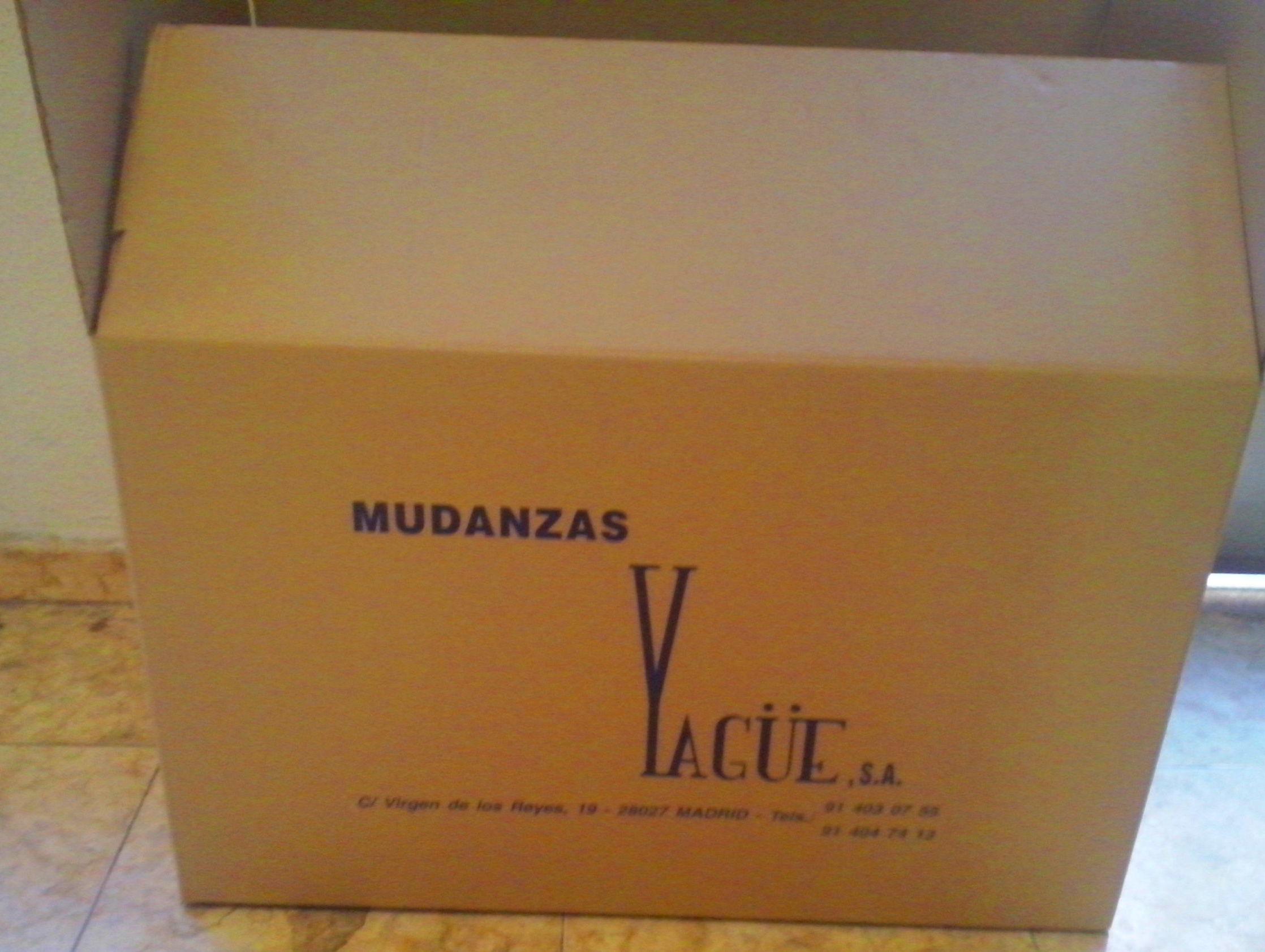 Foto 33 de Mudanzas y guardamuebles en Madrid | Mudanzas Yagüe              914047413