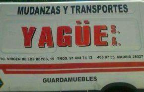 Foto 36 de Mudanzas y guardamuebles en Madrid | Mudanzas Yagüe              914047413