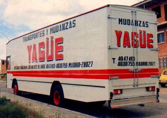 Foto 21 de Mudanzas y guardamuebles en Madrid | Mudanzas Yagüe              914047413