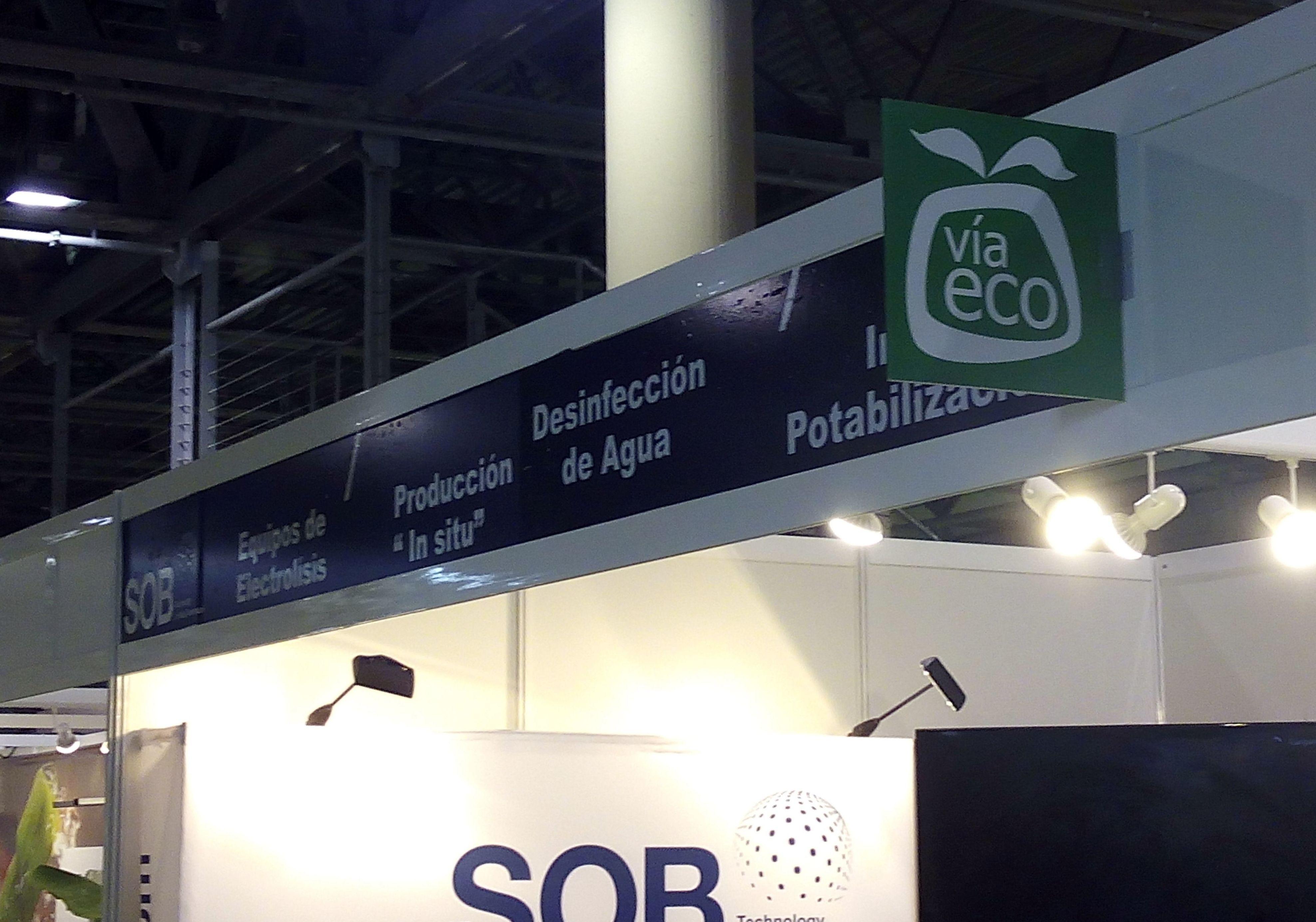 Sob Distribuidores en InfoAgro Exhibition 2017