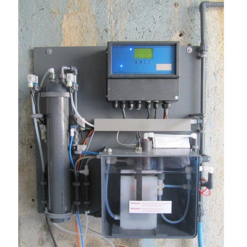 Aplicaciones del sistema: Tratamiento de aguas de SOB Distribuidores