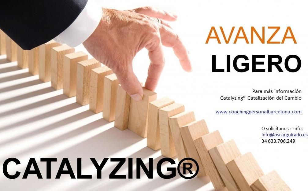 CATALYZING ® – Catalización del cambio