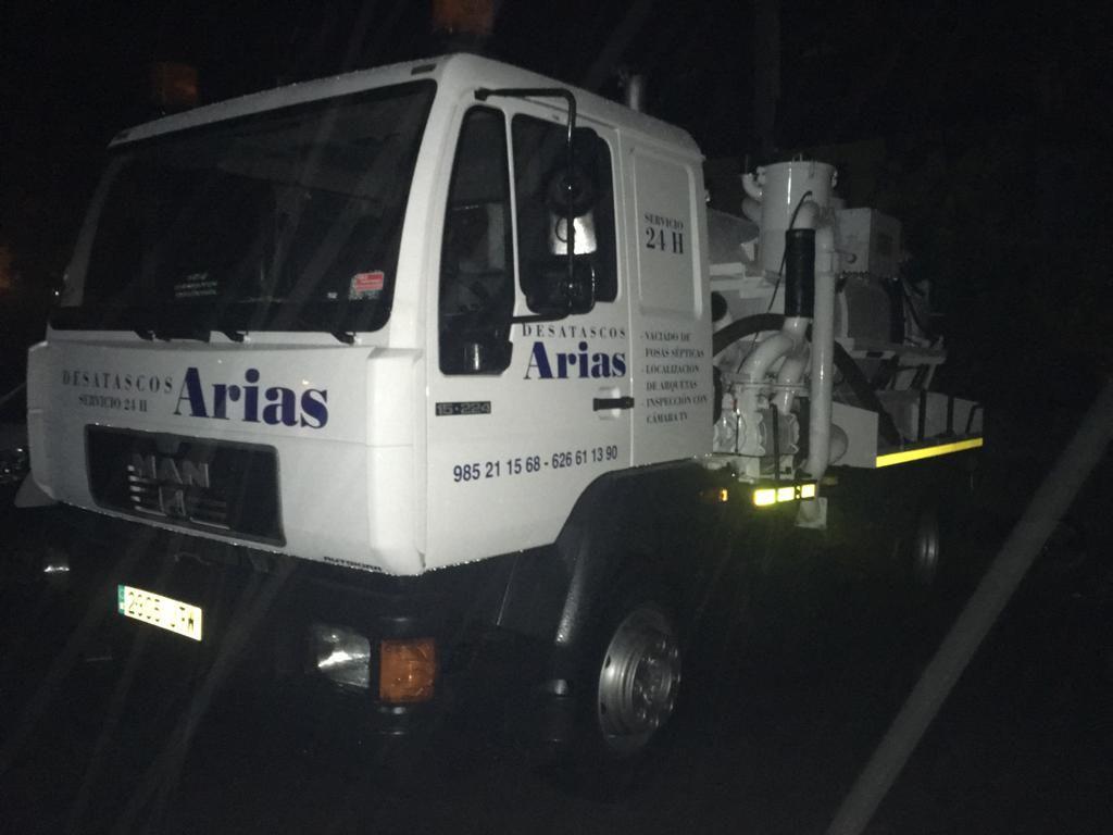 Desatascos urgentes en Oviedo