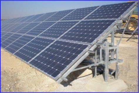 Estructuras para plantas solares productos de postemel for Estructuras para viveros plantas