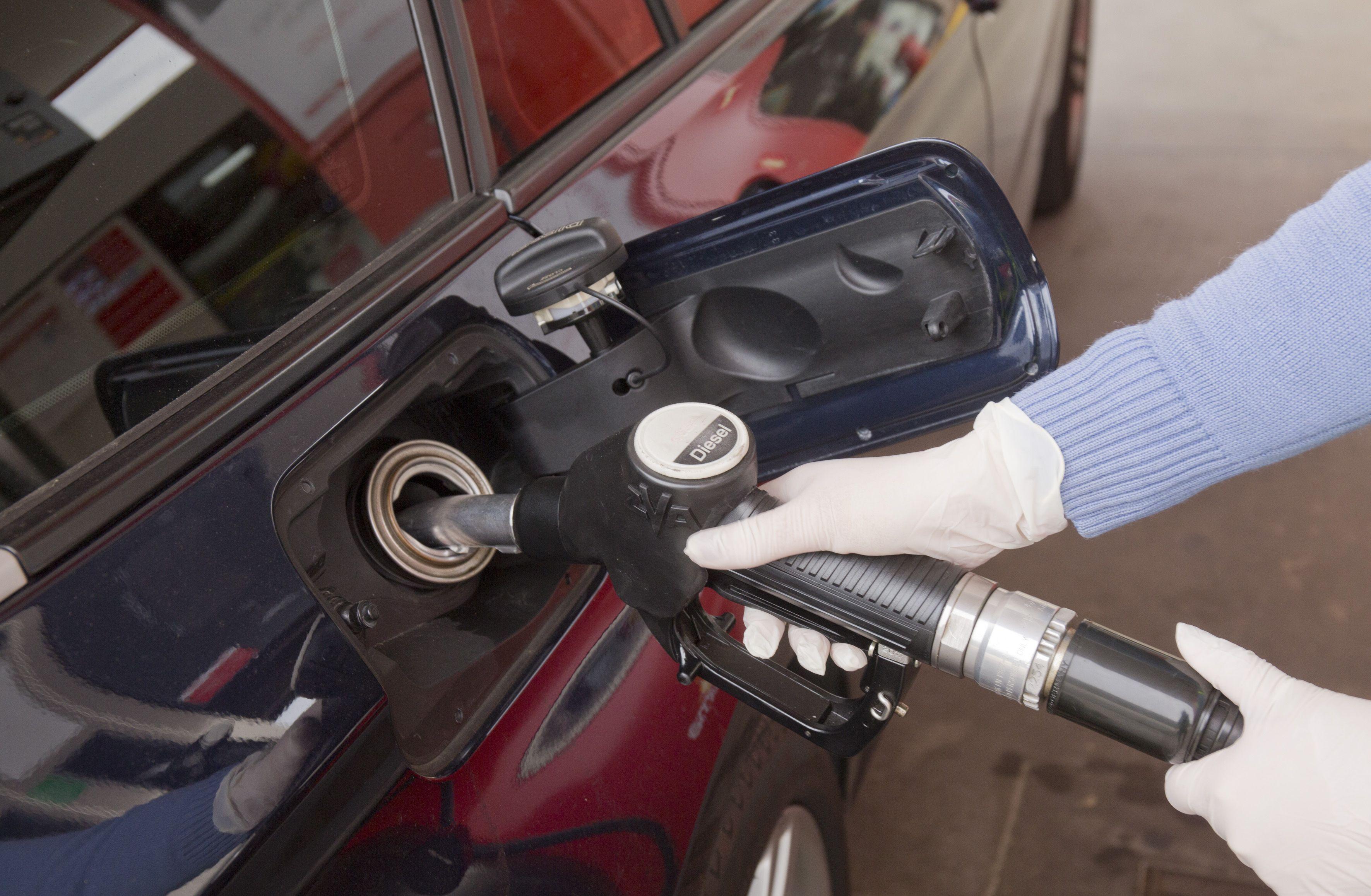 Gasolinera 24 horas en Málaga