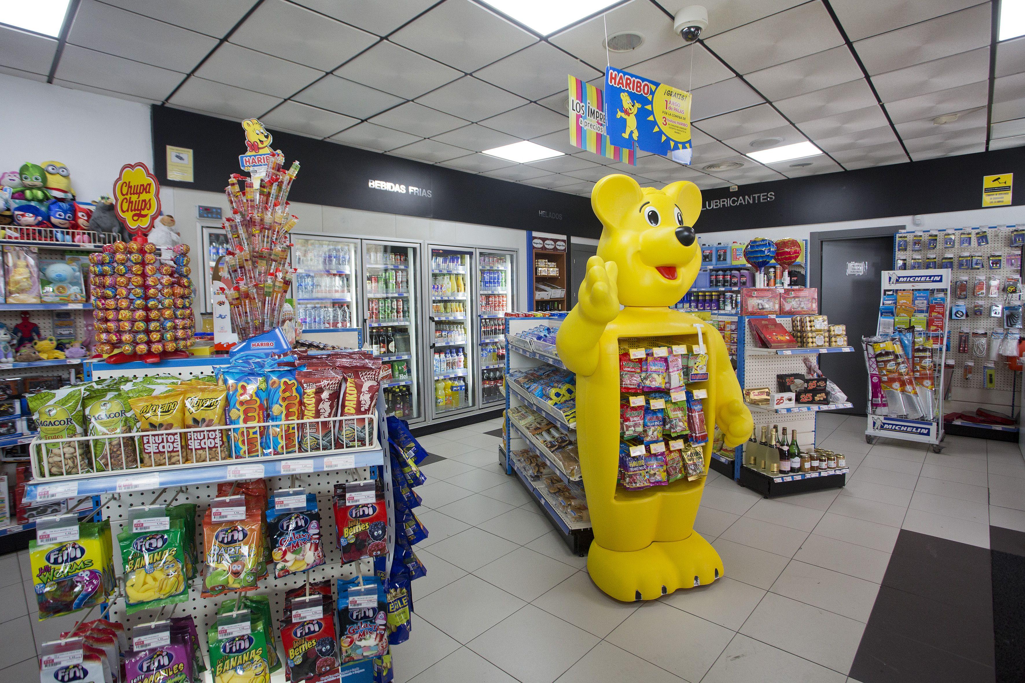 Tienda de alimentación en Cepsa Cajiz