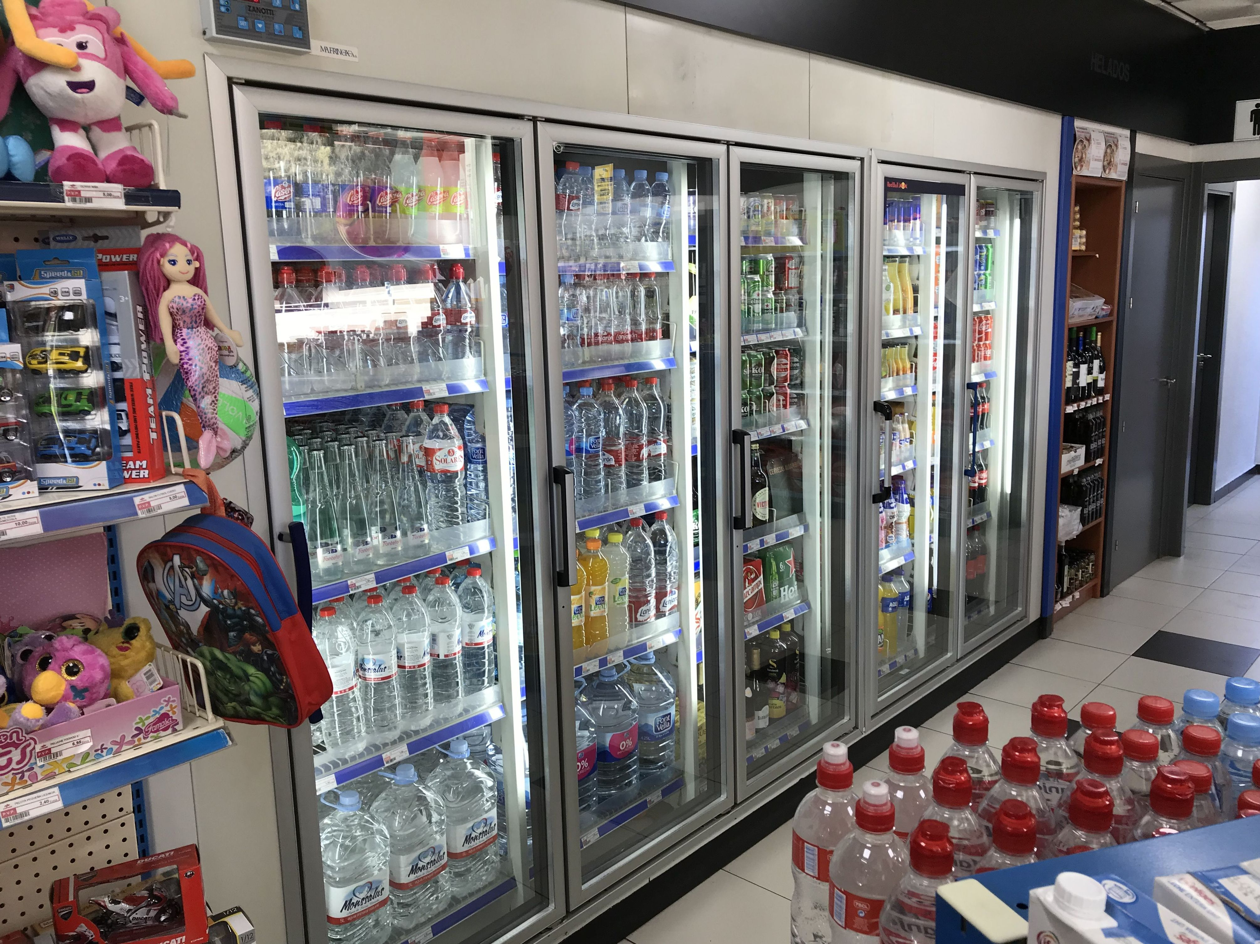 Supermercado: Servicios de Cepsa Cajiz