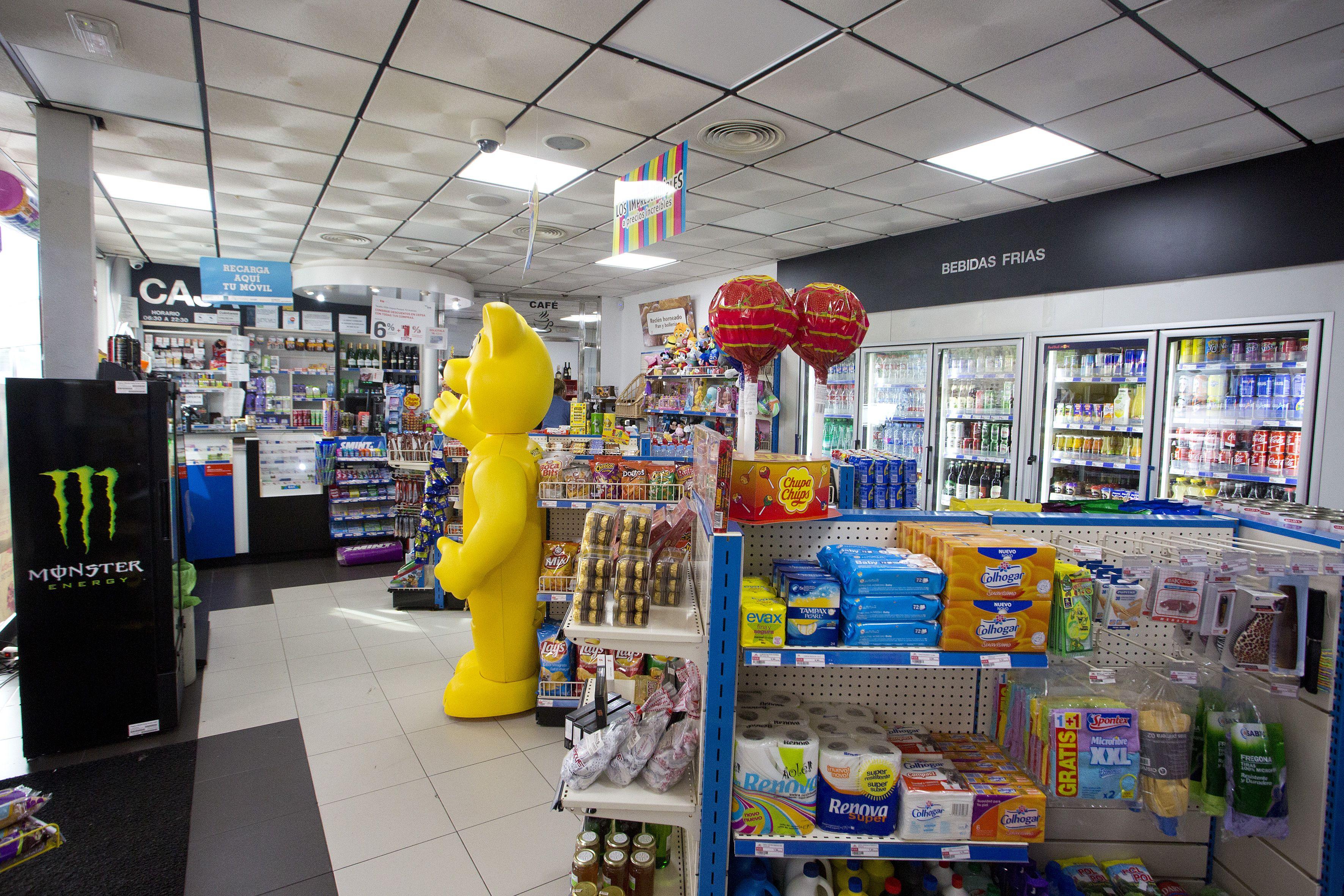 En nuestra tienda supermercado podrás encontrar desde refrescos hasta productos de aseo