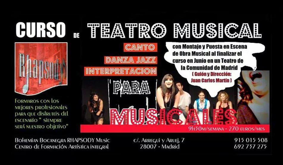 Foto 53 de Escuelas de música, danza e interpretación en Madrid | Bohemian Bocanegra Rhapsody Music