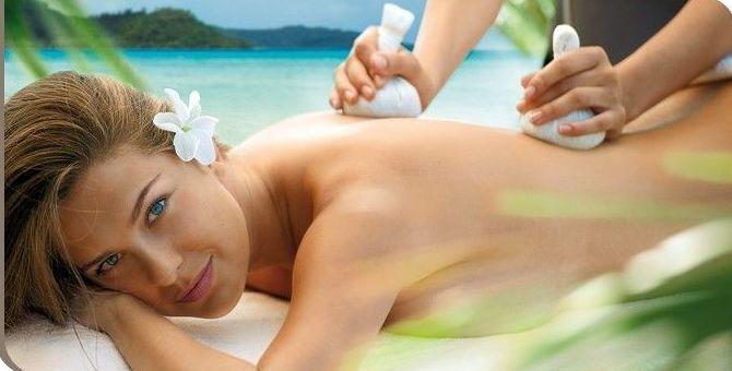 Masajes corporales: Tratamientos de Centro Hipatía Terapias Naturales
