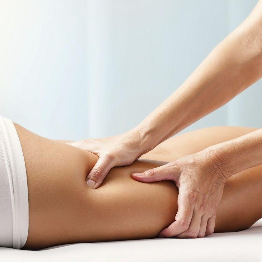 Envoltura de lodo del Mar Muerto con masaje relajante: Tratamientos de Centro Hipatía Terapias Naturales