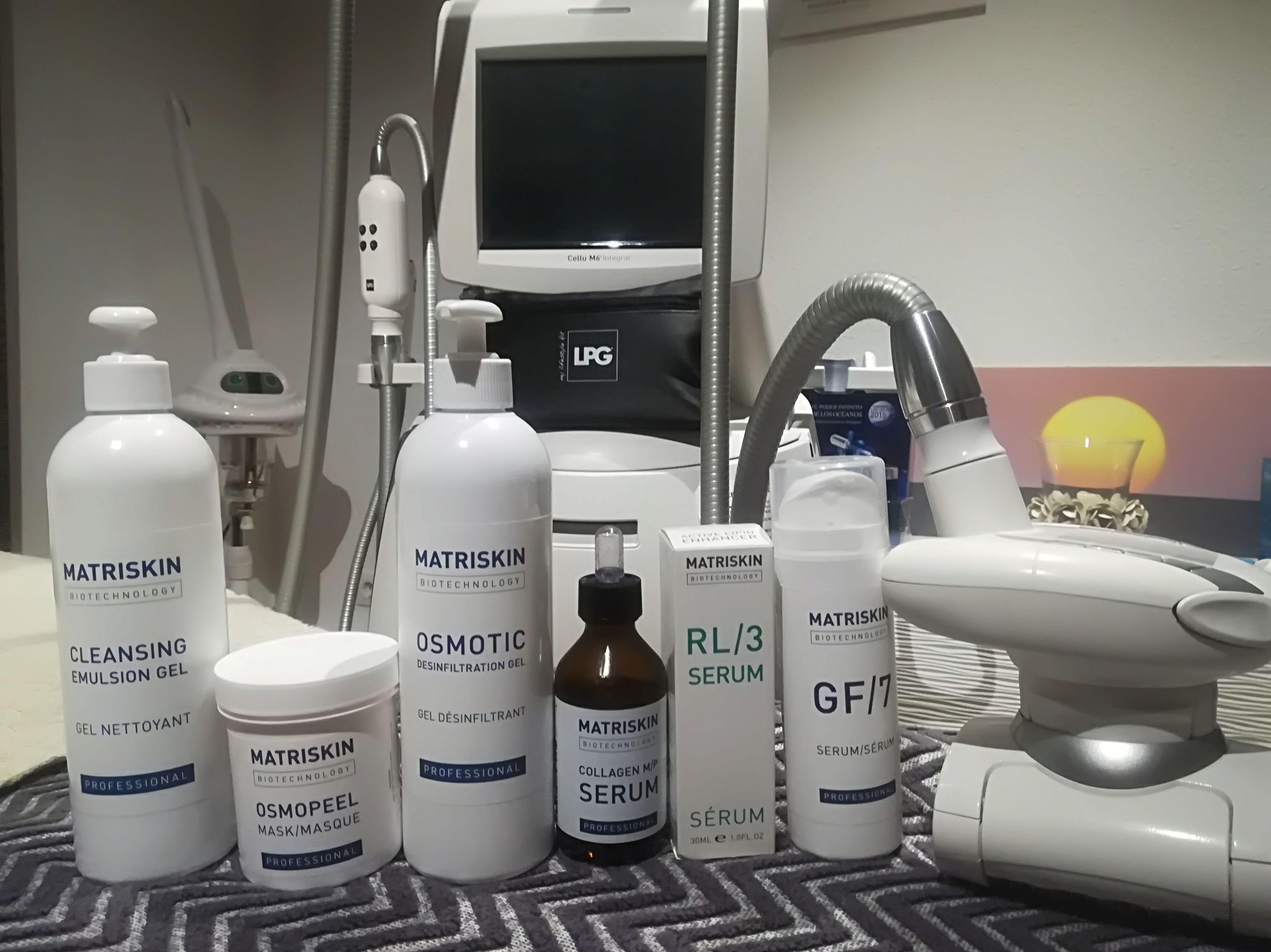 NUESTROS TRATAMIENTOS CORPORALES DE MATRISKIN : Tratamientos de Centro Hipatía Terapias Naturales