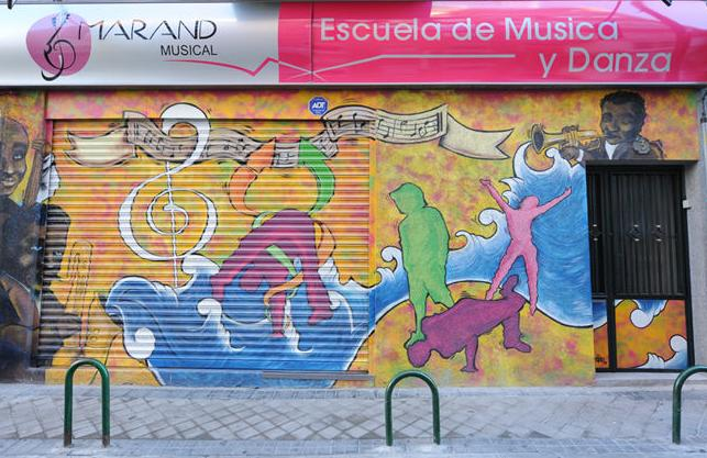 Marand Musical en Madrid
