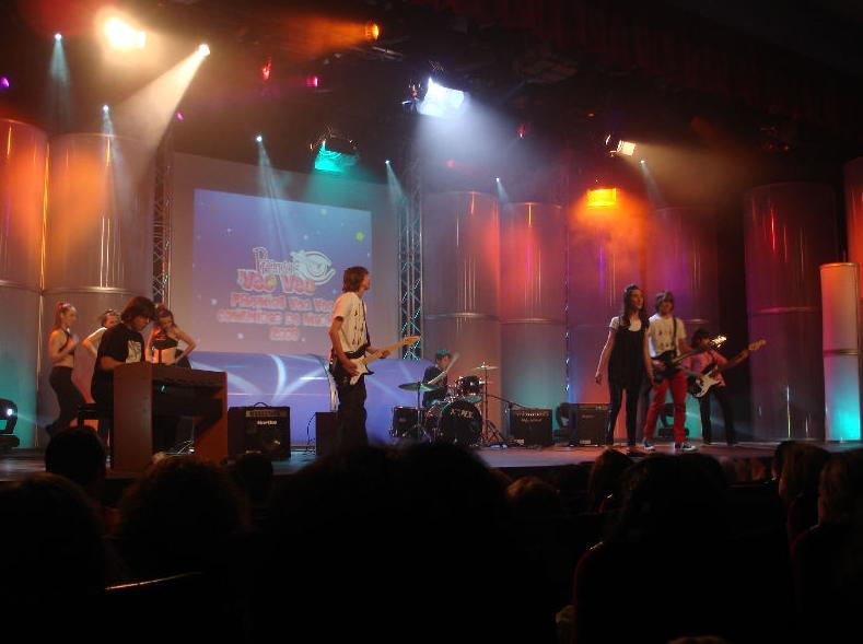 Actuaciones de alumnos de Marand Musical