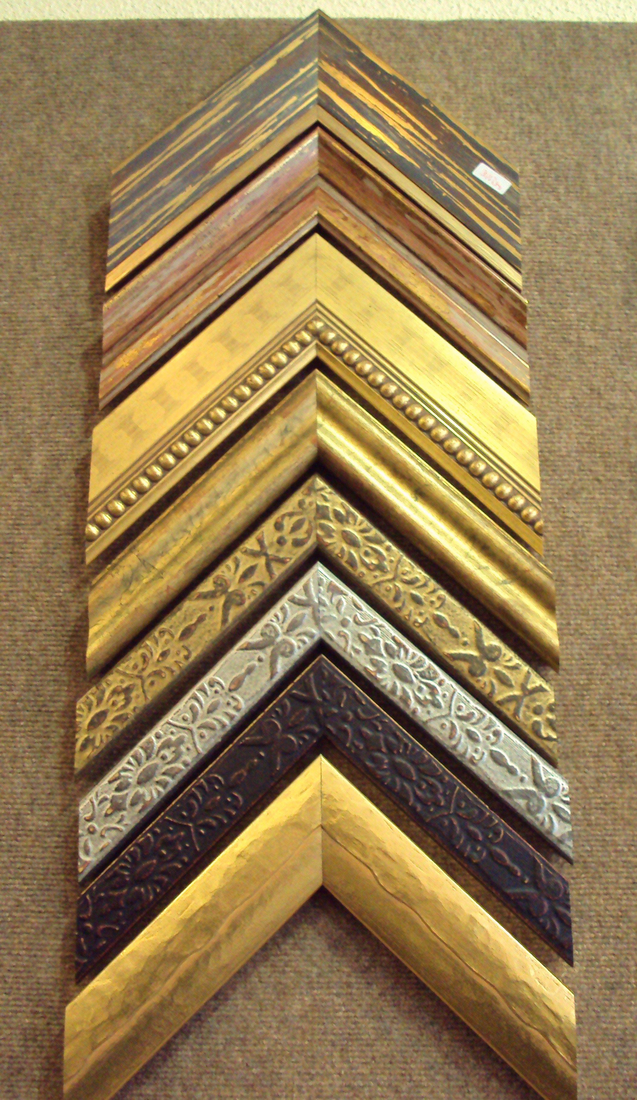 Oros de 5 a 6 cm.