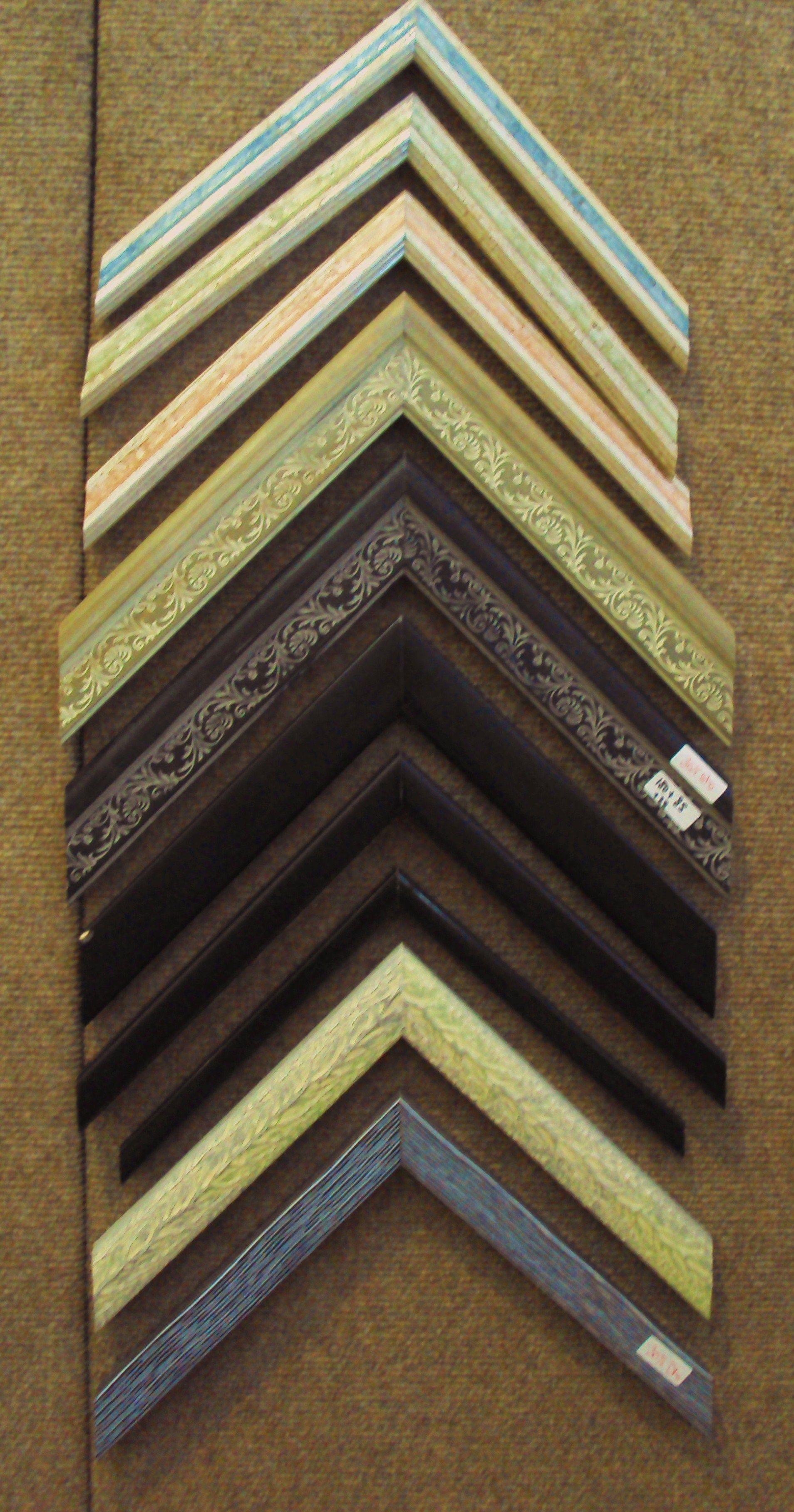 Platas-colores, negras y neutras : Catálogo de Cristalería y taller de enmarcación Urgel
