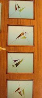 cristales decorativos para puertas de interior