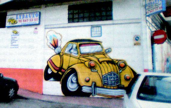 Foto 2 de Talleres de automóviles en Colmenar Viejo | Automotor Lydauto