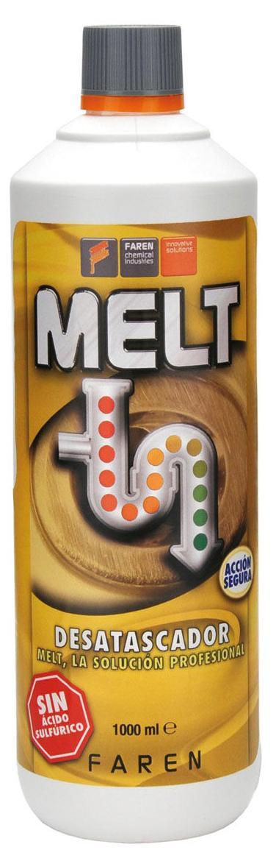 Desatascador Melt Noha 1000 ml.: Productos de Ferretería Giner
