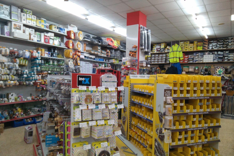 Productos de ferretería en Valencia