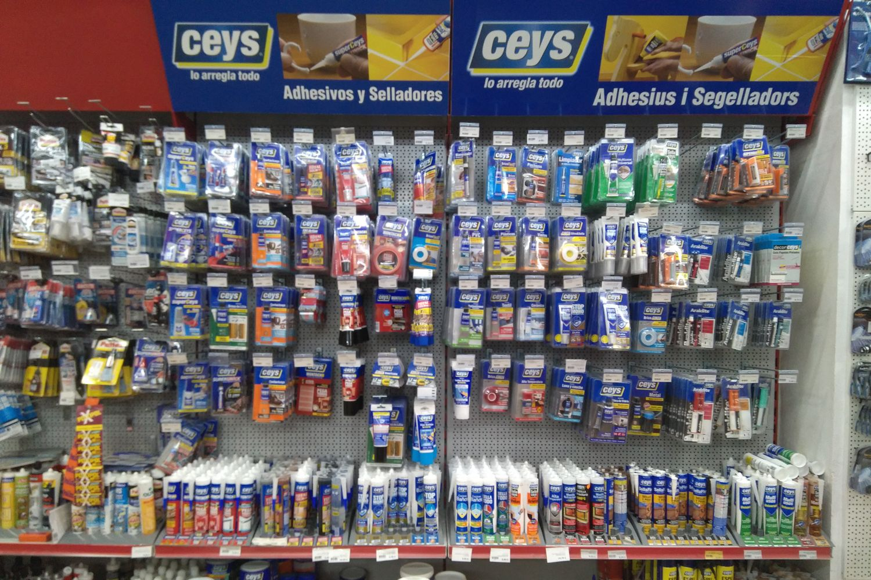 Productos Ceys en Valencia