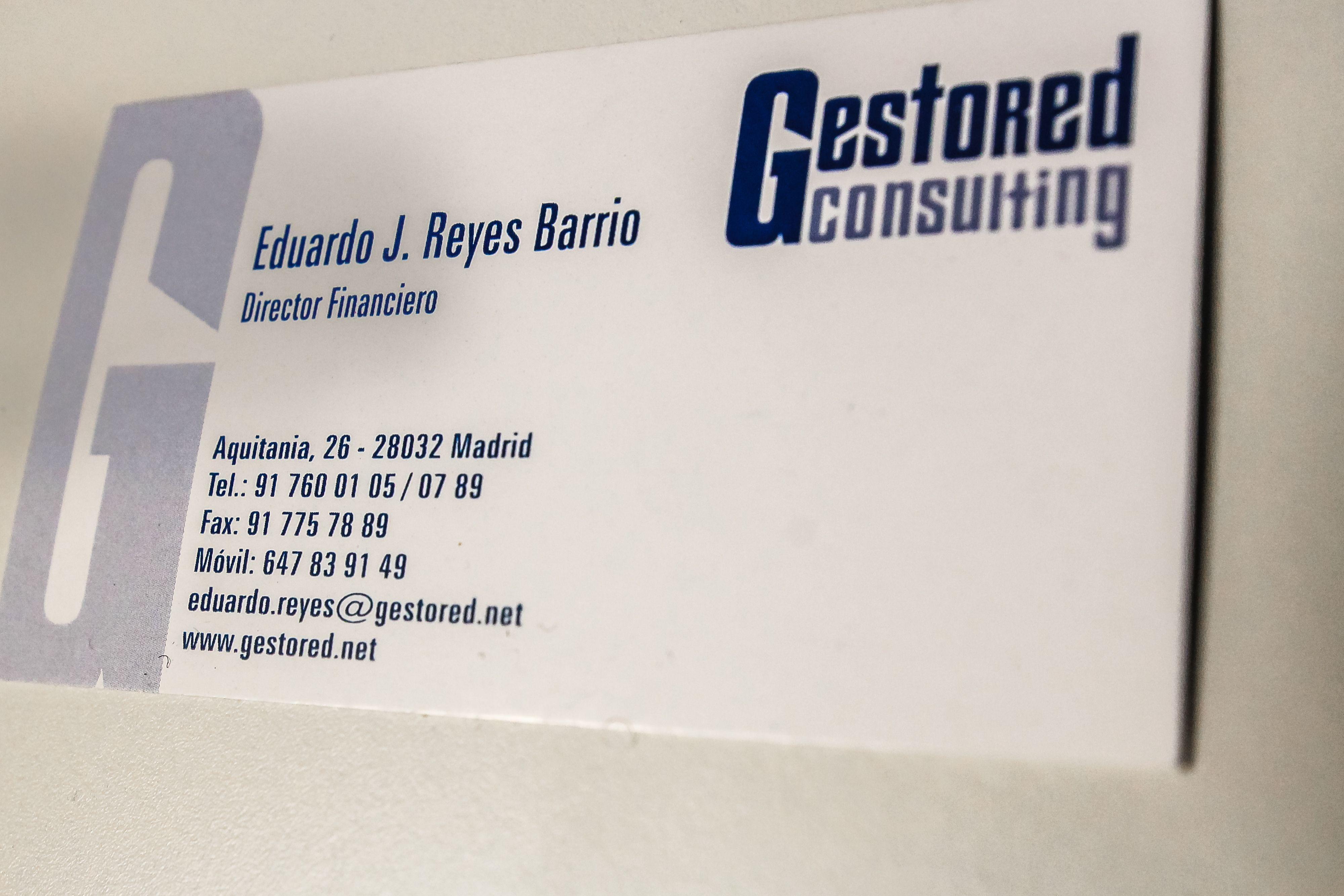 Foto 4 de Abogados en Madrid   Gestored Consulting