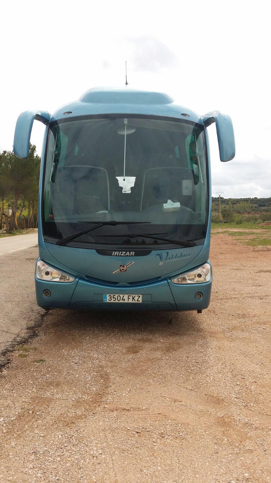Empresa de autocares para viajes por España