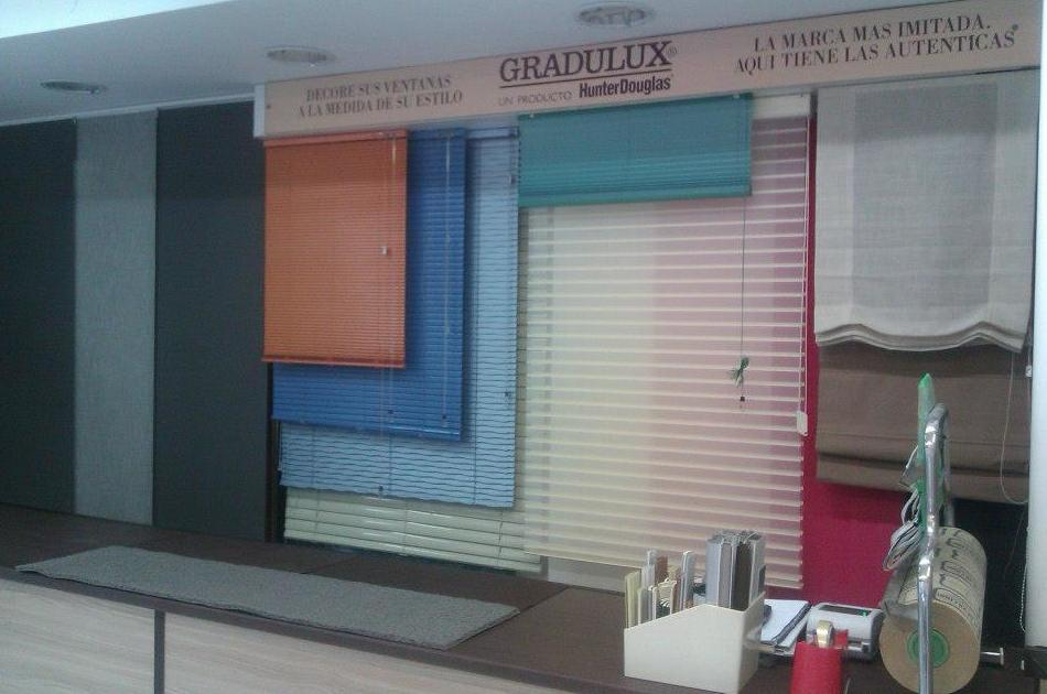 Persianas Gradulux en Madrid