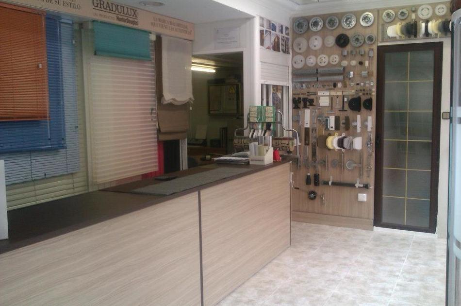 Instalación y reparación de persianas en Madrid