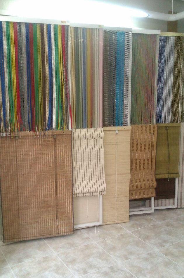 Cortinas de paso y cortinas de esterilla