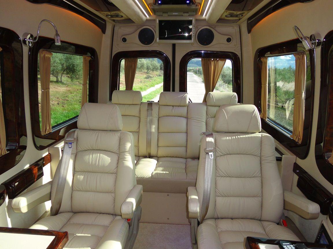 Interior Mercedes Sprinter Exclusive