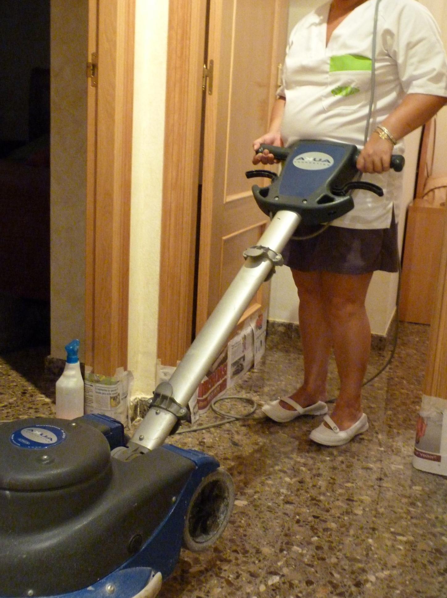 Limpiezas Industriales: Servicios de Sain Servicios, C.B.