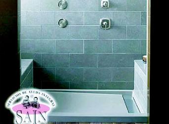 Cambio de bañera por ducha Castellón