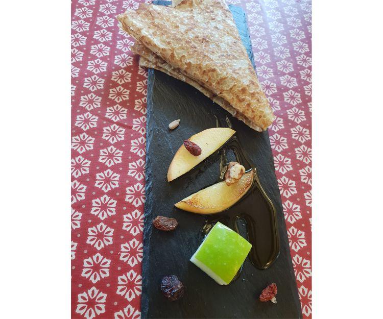 Deliciosos postres caseros en Donosti