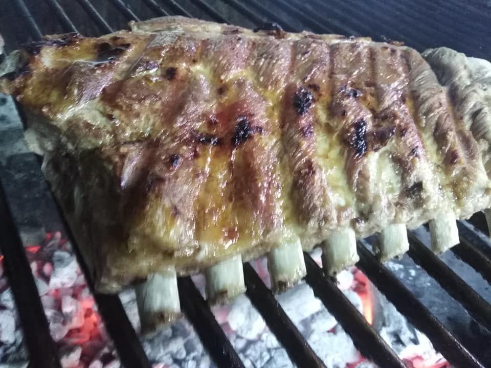 Carnes a la brasa en Donosti