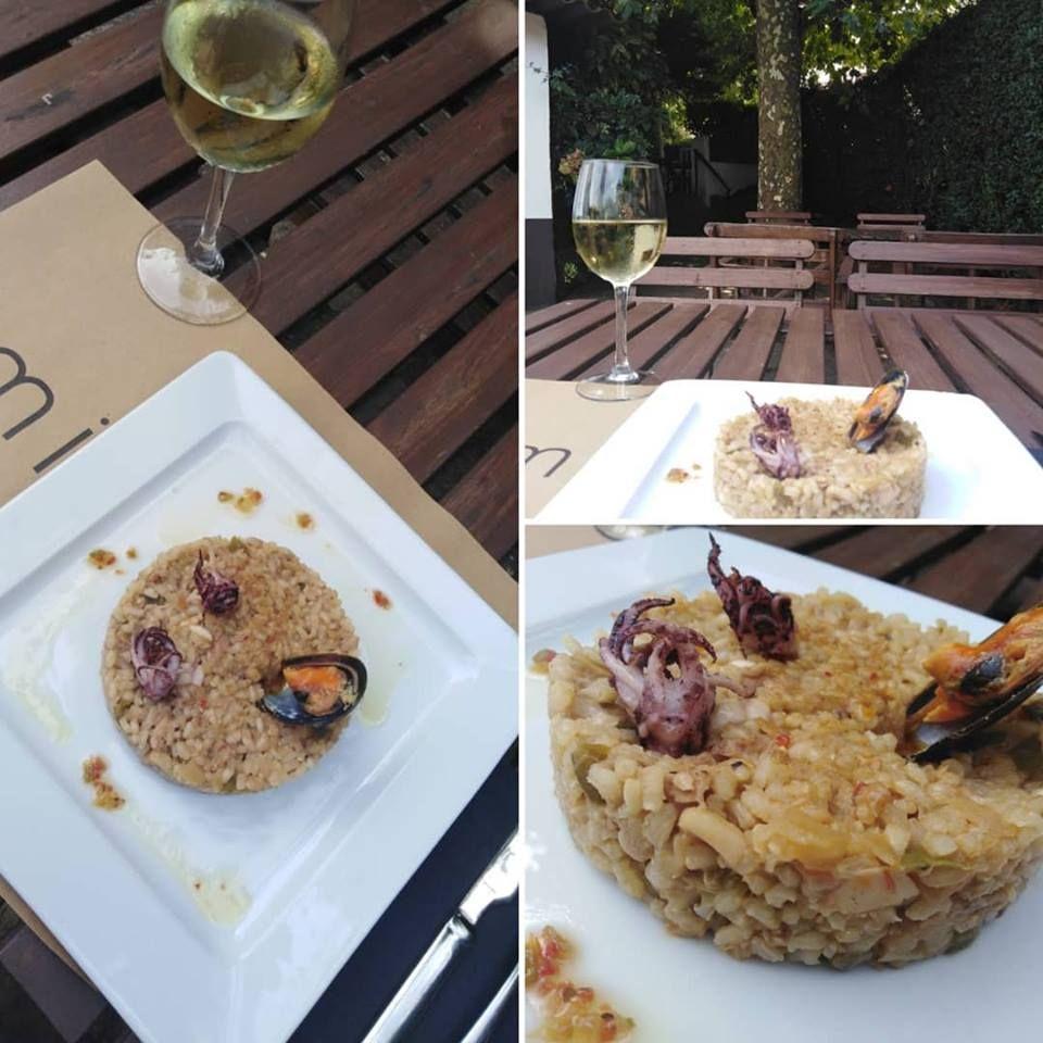 Deliciosos arroces en Donosti