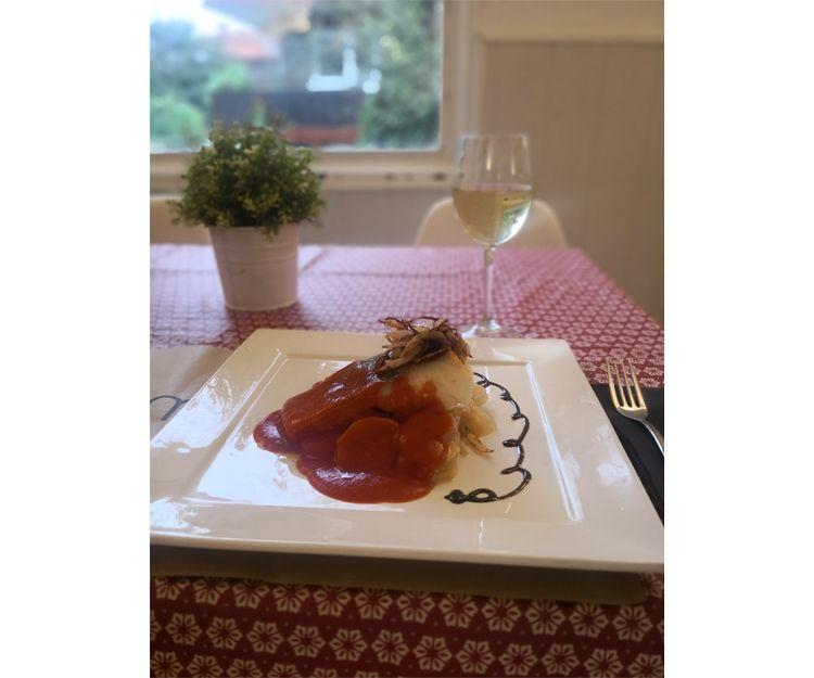 Restaurante asador en Donosti