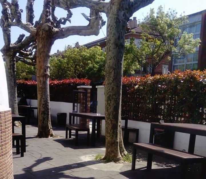 Restaurante en Donosti