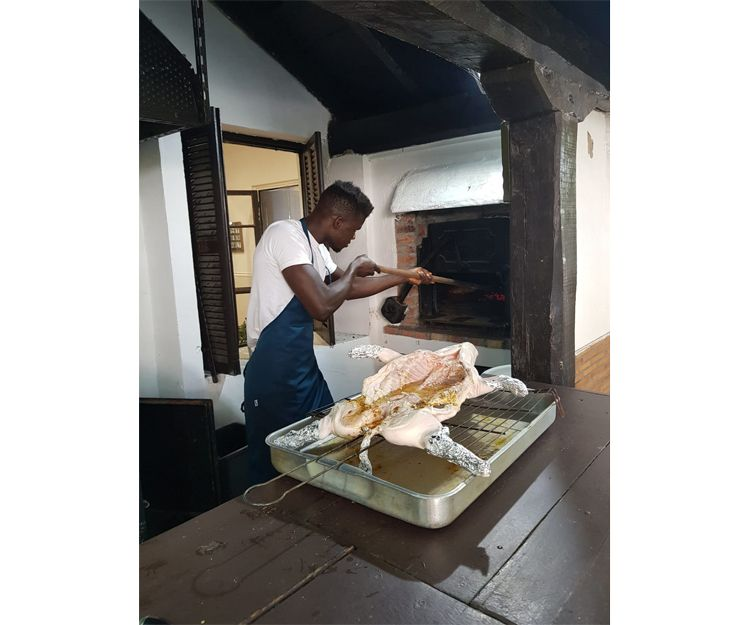 Restaurante con especialidad en carnes a la brasa en Donosti
