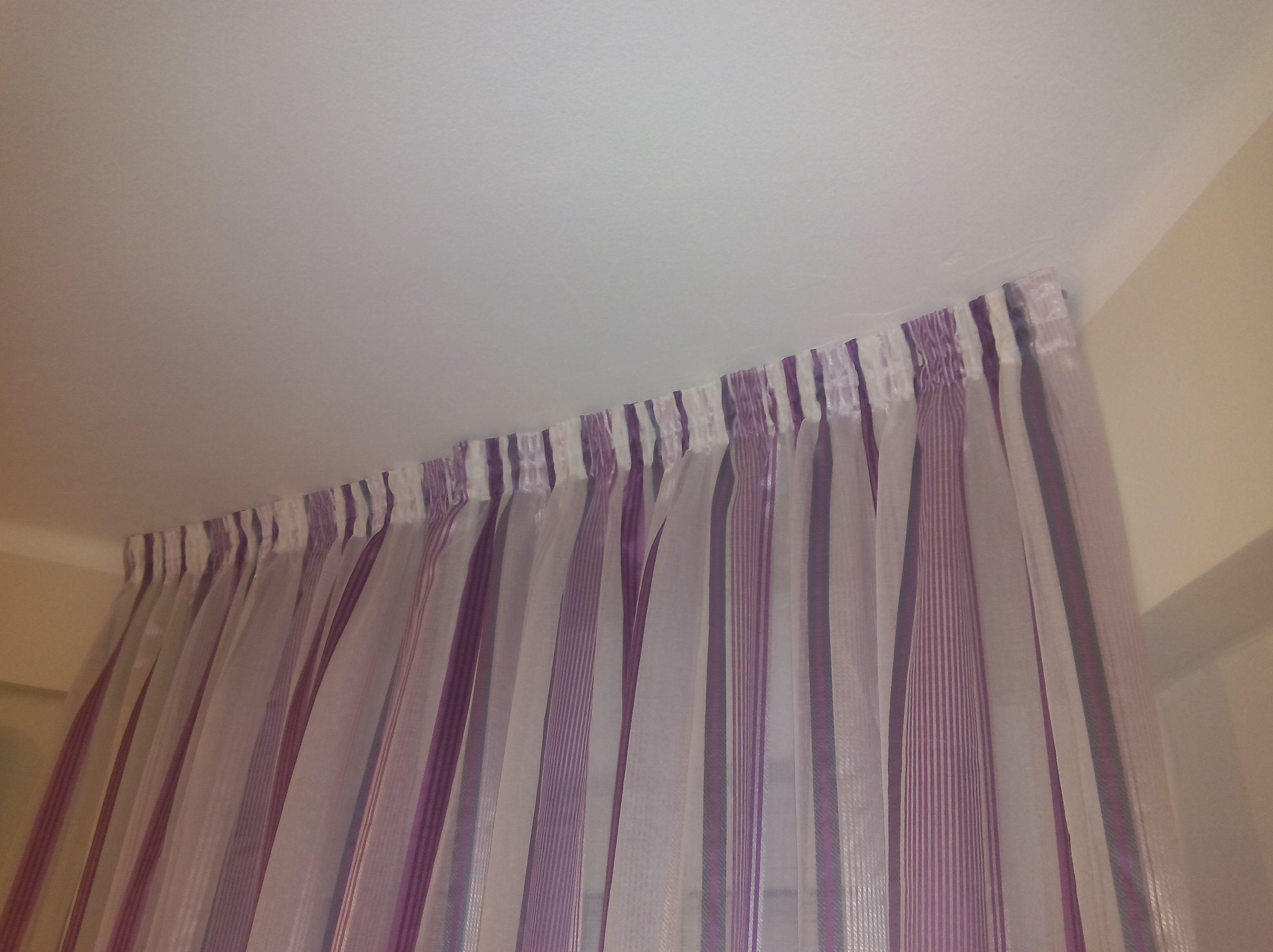 cortina rayas