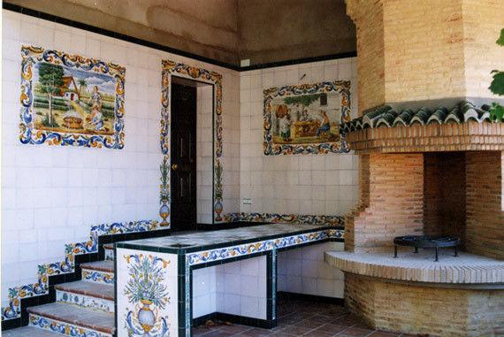 Foto 8 de Cerámica artística y popular en Quart de Poblet | Azulejos Artísticos Bondia