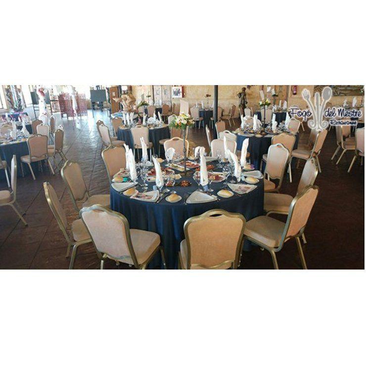 Comuniones: Salón de banquetes de Salones Fogó del Mestre