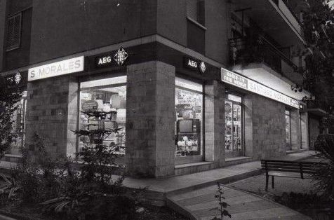 TIENDA ELECTRODOMESTICOS  1980